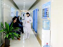 济南西京白癜风医院环境